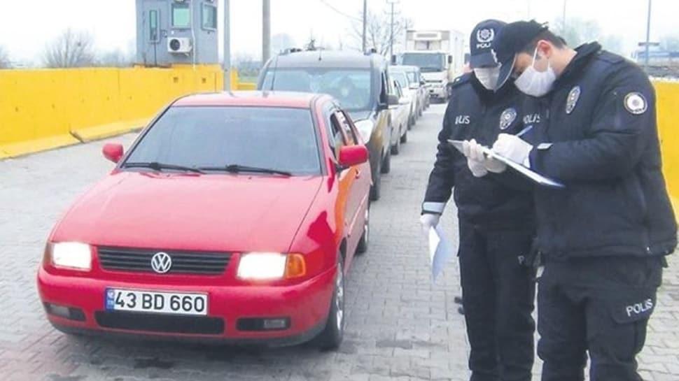 Koronavirüsle mücadelede 31 şehre giriş çıkış yasaklandı