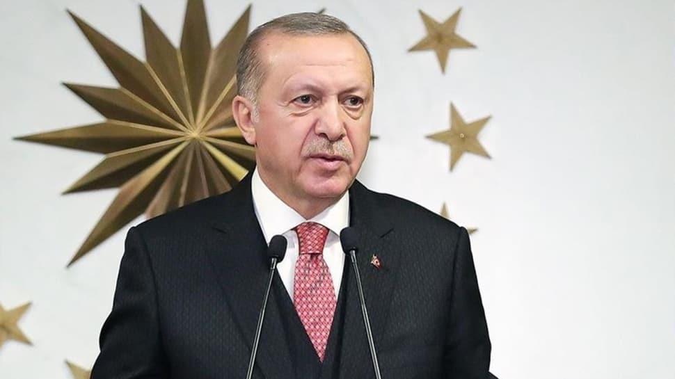 Başkan Erdoğan'dan önemli açıklamalar... Maske satışı yasaklandı