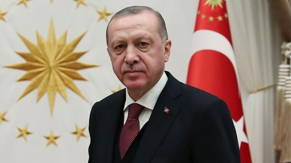 Başkan Erdoğan'dan AA'ya 100. yıl dönümü dolayısıyla kutlama mesajı