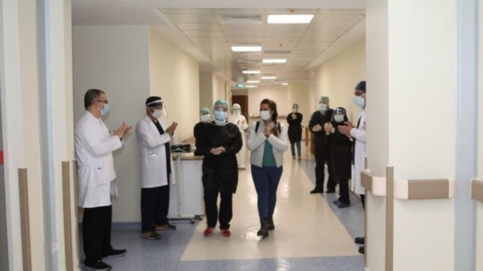 Erzurum'da koronavirüs tedavisi görüp taburcu olanların sayısı 50'ye ulaştı