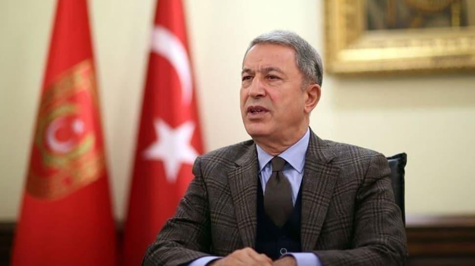Bakan Akar, İran Genelkurmay Başkanı ile telefonda görüştü