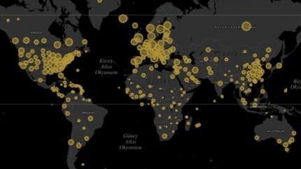 Koronavirüste son durum: Türkiye'de ve dünyada vaka sayısı