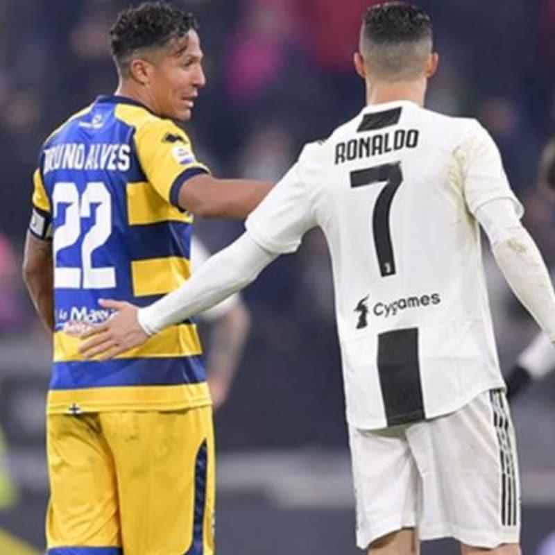 Bruno Alves Ronaldo'ya meydan okudu