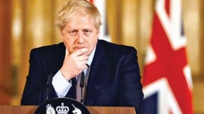 Boris Johnson yoğun oksijen desteği alıyor