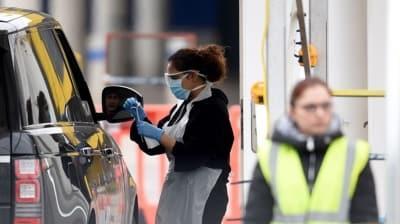 İngiltere'de koronavirüs nedeniyle ölü sayısı 6 bin 159'a yükseldi
