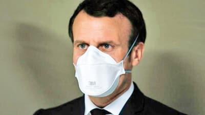 Fransa el koyduğu maskeleri geri verdi