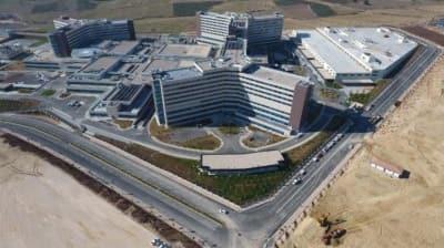 Donanımıyla 5 yıldızlı otelleri aratmıyor! İşte Doğu Akdeniz'in sağlık üssü