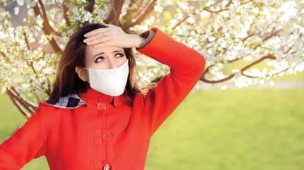 Polen alerjisiyle koronavirüsü karıştırmayın! İşte dikkat edilecek hususlar