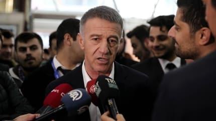 Başkan Ağaoğlu'ndan transfer müjdesi: Anlaştık
