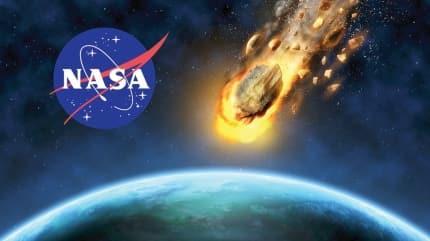 NASA: Göktaşı yaklaşıyor