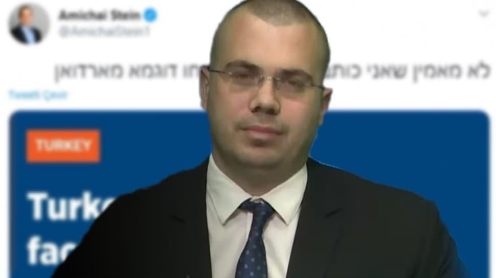 İsrailli gazeteci Türkiye'nin başarısını kabul etmek zorunda kaldı... 'Bunu yazdığıma inanamıyorum ama Erdoğan'ı örnek almalıyız'