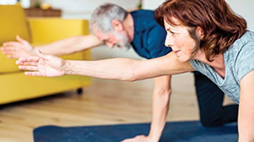 Uzmanlar uyardı: Evde hareket edin, sağlıklı kalın