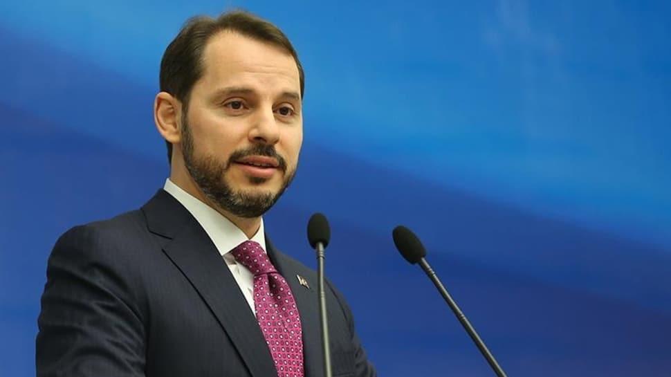 Bakan Albayrak'tan MHP Genel Başkanı Devlet Bahçeli'ye teşekkür