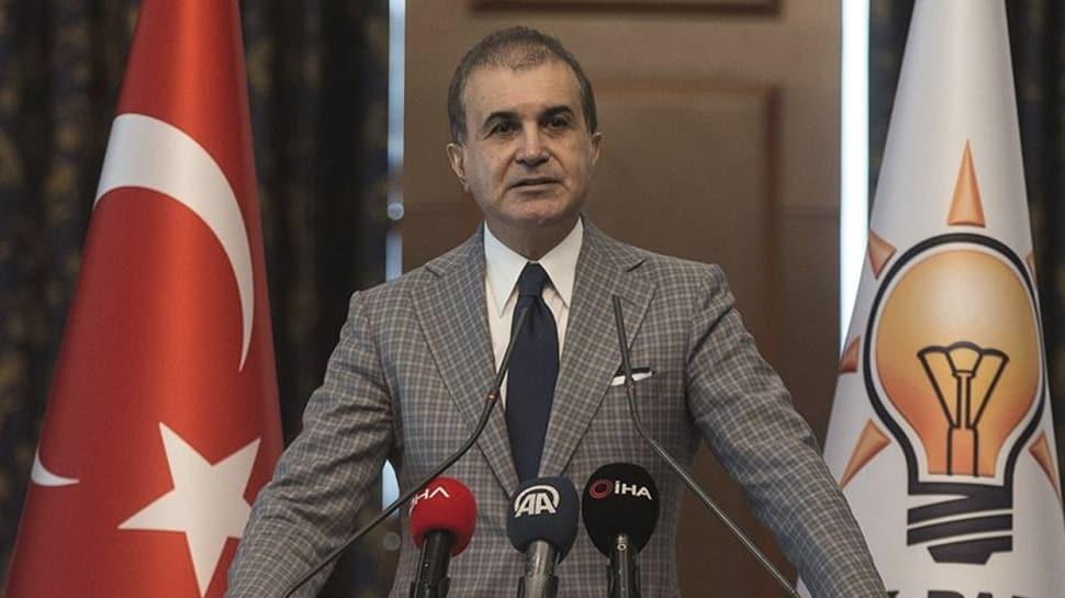 AK Parti Sözcüsü Ömer Çelik'ten darbe imalarýna sert tepki