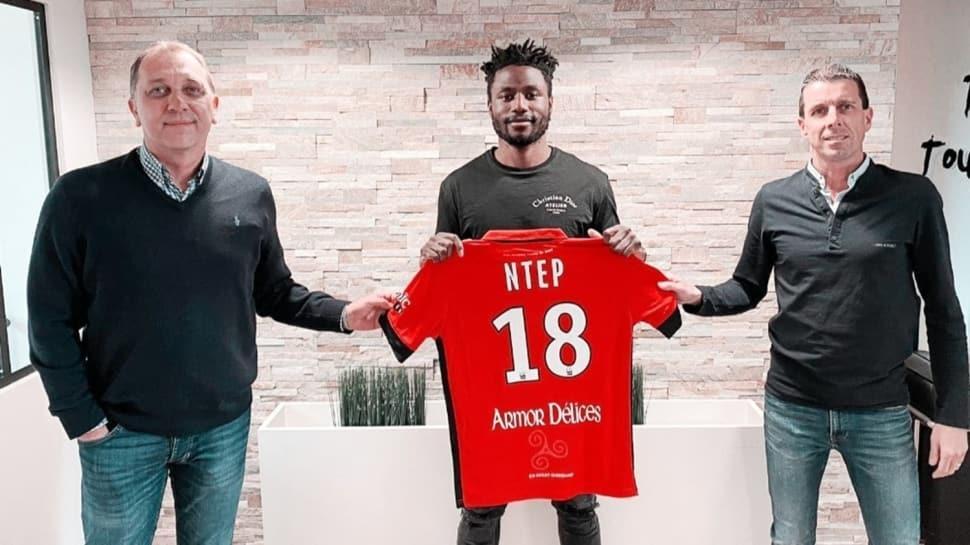 Kayserisporlu Ntep Fransa'ya transfer oldu