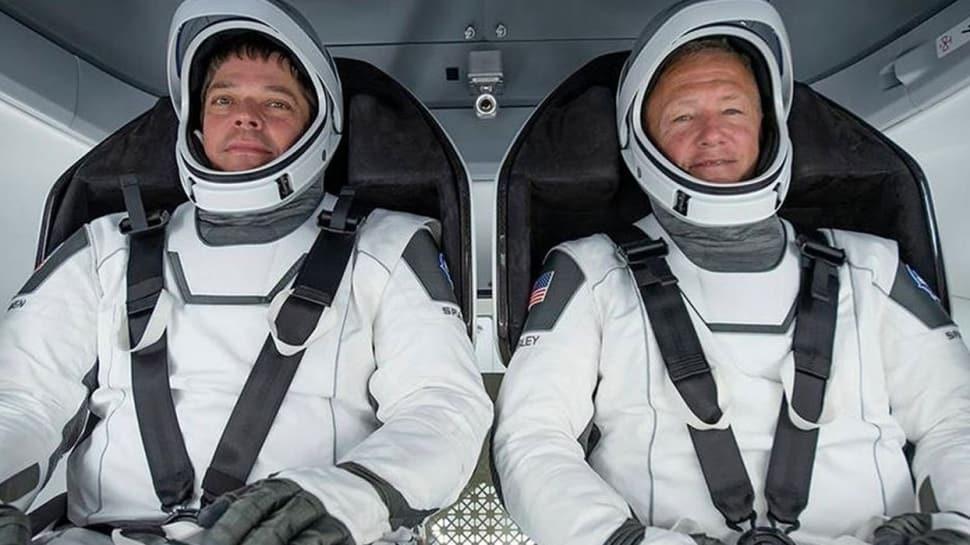 Astronotlar SpaceX'in insanlý test uçuþu için karantinaya girdi