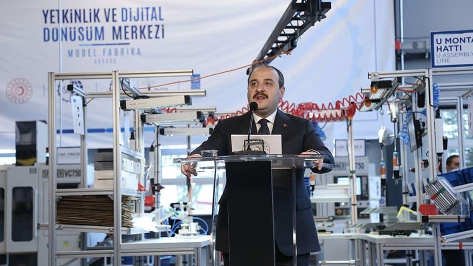 Model Fabrikalarda eğitim alan KOBİ'lere yeni destek kararı