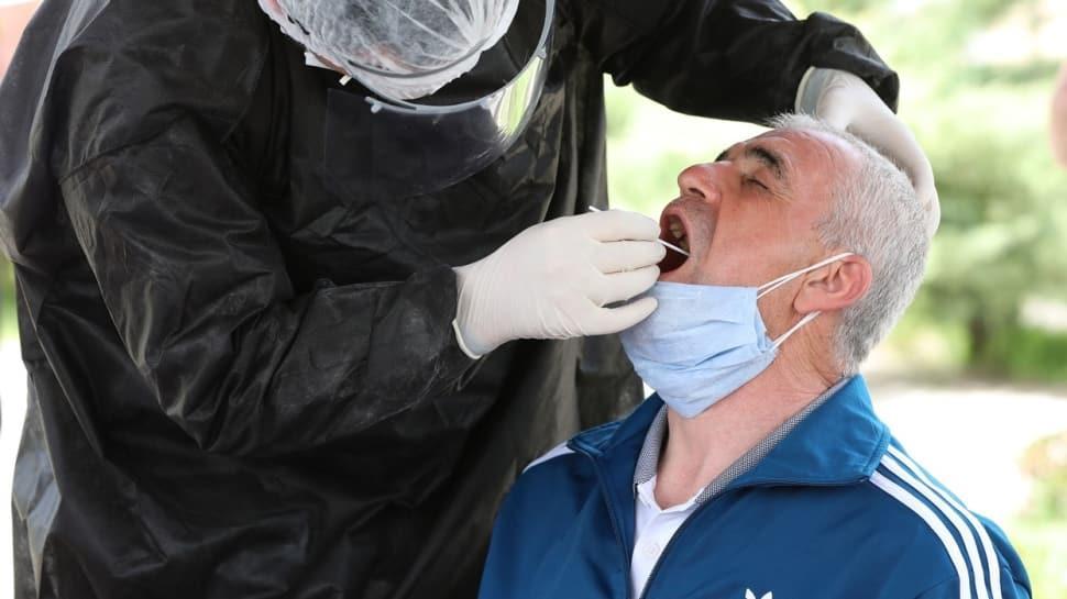 Sivasspor'a koronavirüs testi yapıldı