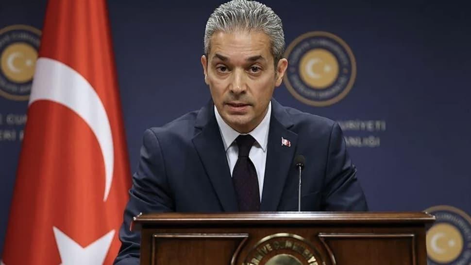 Dışişleri Sözcüsü Aksoy, Kırım Tatar Türkleri ve Çerkes sürgününe ilişkin açıklamada bulundu