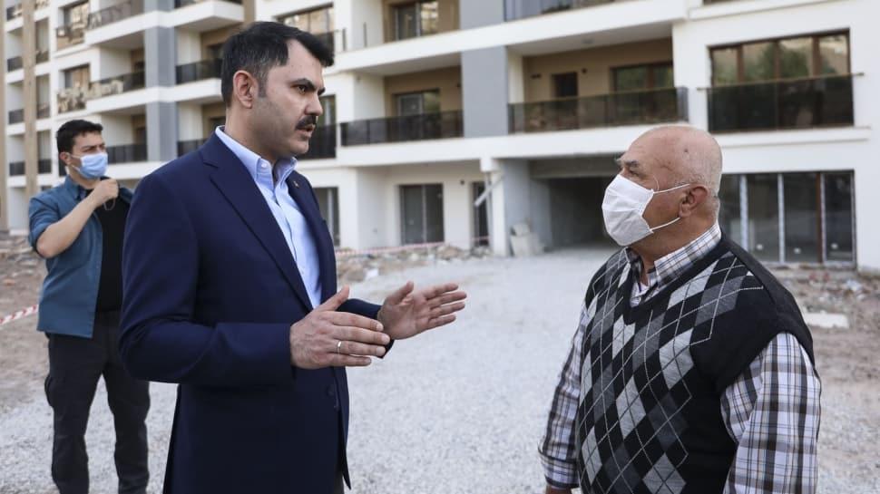 Bakan 'görevi bırakırım' demişti: İki yıl sonra aynı yerde buluştular