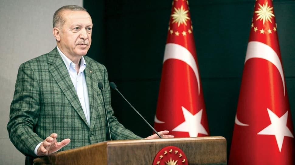Başkan Erdoğan: Halkına silah çekenlere bu eser en güzel cevap