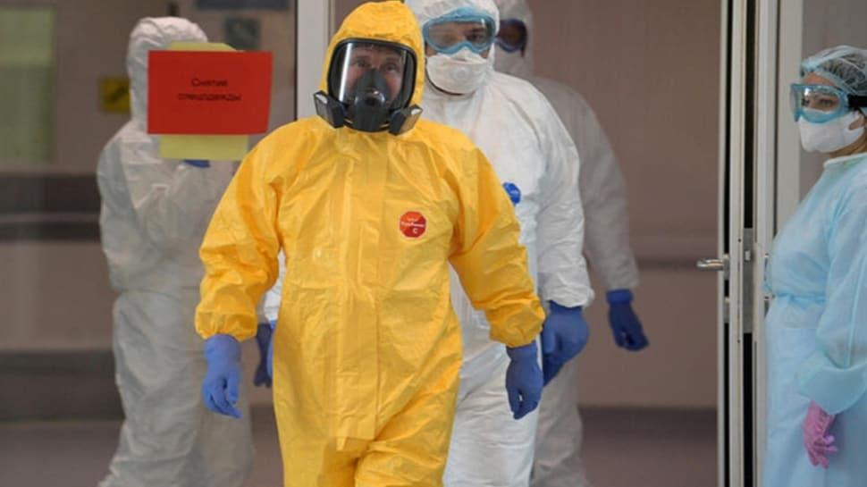 Rusya'da koronavirüsten ölenlerin sayısı 3 bin 249'a ulaştı