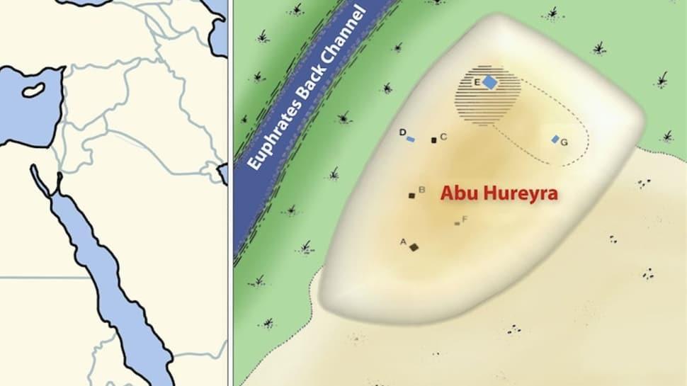 13 bin yıllık gerçek ortaya çıktı! Atmosferde meydana gelen patlama, Suriye'de bir köyü yok etti