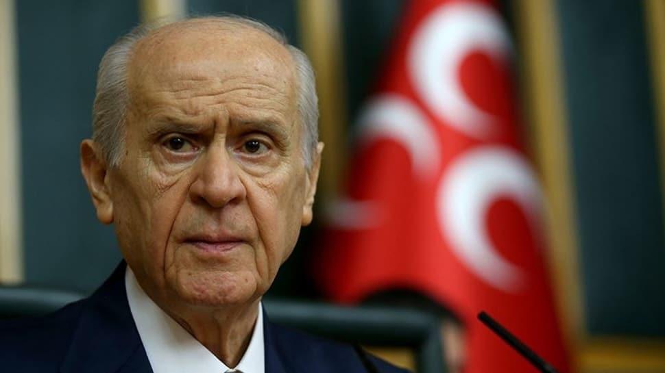 MHP Genel Başkanı Bahçeli, camide müzik yayını provokasyonuna tepki gösterdi