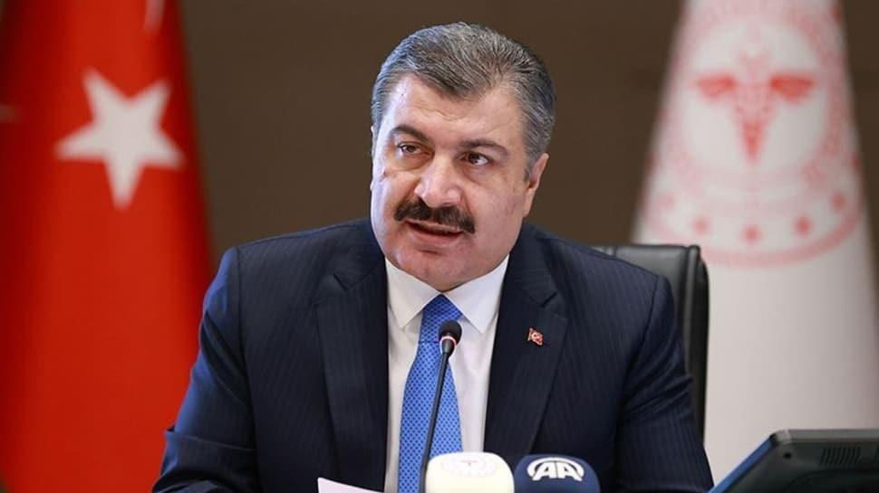Sağlık Bakanı Koca, koronavirüste son durumu açıkladı