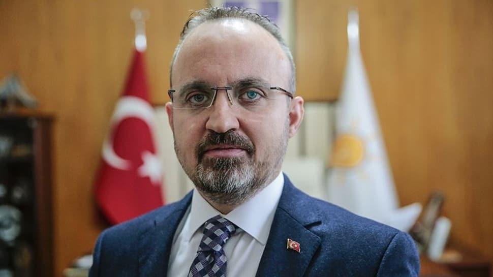 AK Partili Turan'dan Siyasi Partiler ve Seçim kanunlarýnda düzenleme hazýrlýðý açýklamasý