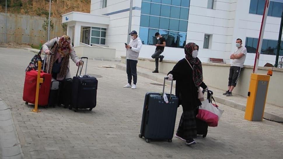 Bakan Kasapoğlu açıkladı: Karantina kapsamında yurtlarda kimse kalmadı
