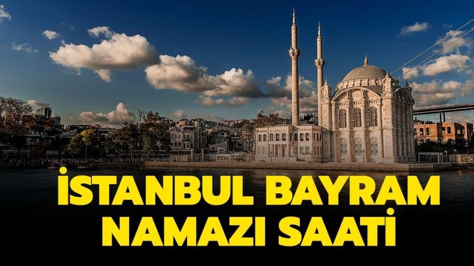 """İstanbul duha ve bayram namazı vakti 2020! İstanbul bayram namazı saat kaçta"""" İşte kuşluk vakti..."""