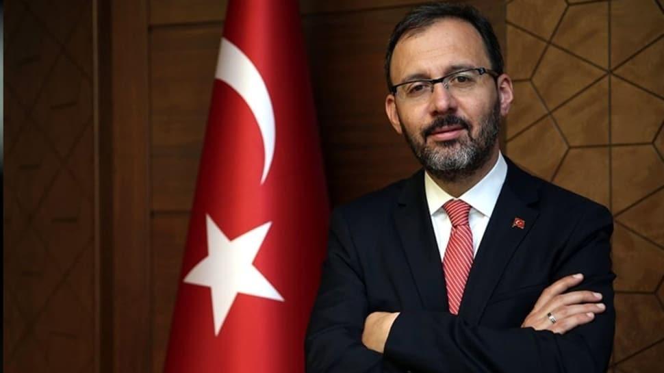 Gençlik ve Spor Bakanı Kasapoğlu'ndan bayram mesajı