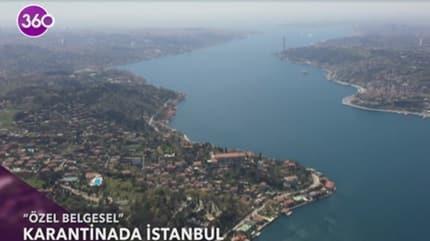'Karantinada İstanbul' Ramazan Bayramı boyunca 360'ta