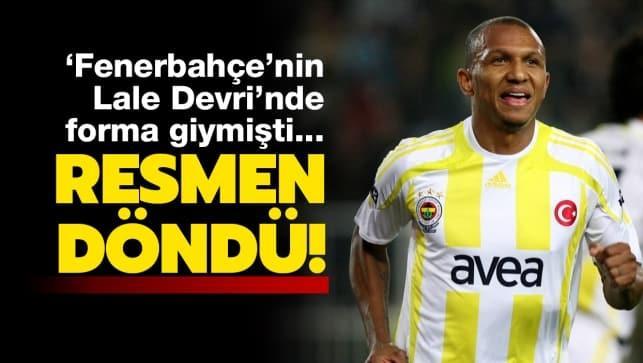 Son dakika! Mehmet Aurelio yeniden Fenerbahçe'de