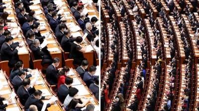 Salgının başladığı Çin'de pes dedirten görüntü!