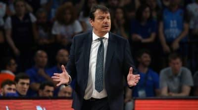 Ergin Ataman: 'Şampiyonluk hayallerimizin yeniden yeşermesi dileğiyle'