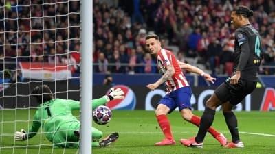 Liverpool-Atletico Madrid maçının faturası ağır oldu