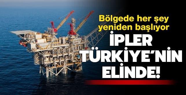 Bölgede her şey yeniden başlıyor... İpler Türkiye'nin elinde