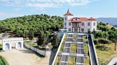 Menderes'in hayalini kurduğu çiftlik müze oldu