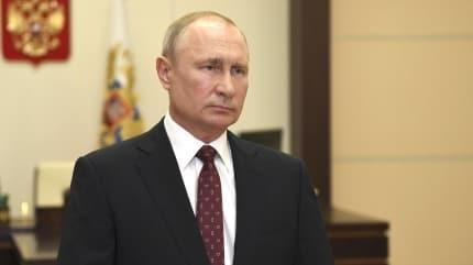 Rusya lideri Putin'e ilk dava!