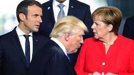 Merkel'den dikkat çeken ABD açıklama: ABD ile ilişkilerin zorlaştığının farkındayım