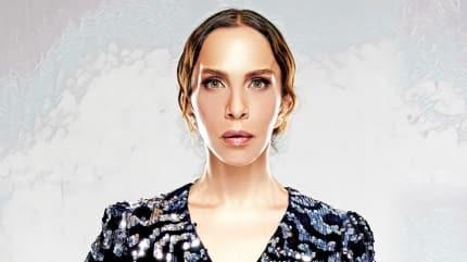 Sertab Erener'in yeni albümü 'Ben Yaşarım'a yağlı boya kapak