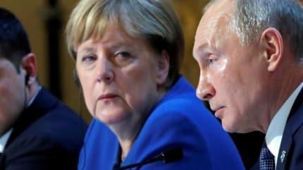 Almanya Dışişleri Bakanlığı, Rusya'nın Berlin Büyükelçisi'nin görüşmeye çağrıldığını duyurdu