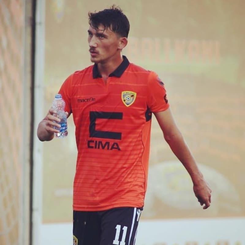 'Yeni Vedat Muriqi' olarak gösterilen Jetmir Topalli'ye Süper Lig'den 5 talip
