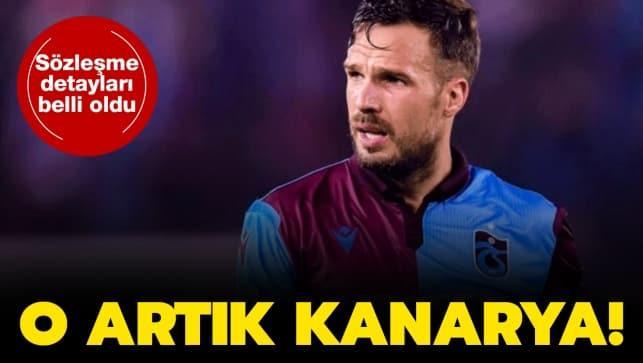 Fenerbahçe, Filip Novak ile anlaştı
