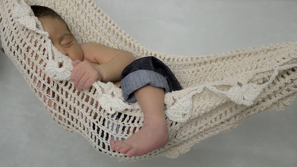 Bebeğiniz geceleri uyumuyorsa...
