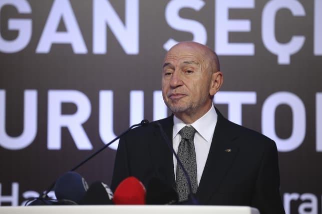 TFF Başkanı Özdemir'den Trabzonspor açıklaması: 'Beraberce mücadele edeceğiz'