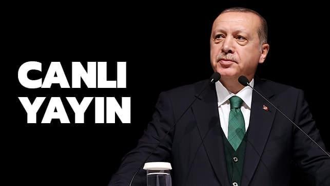 Başkan Erdoğan ile Libya Başbakanı Serrac ortak açıklama yapıyor