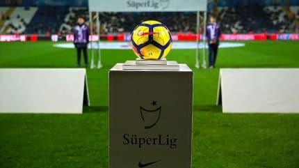 Süper Lig'de son dakika değişikliği!